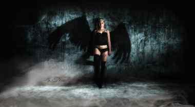 Dark Angel - by TillyBilly